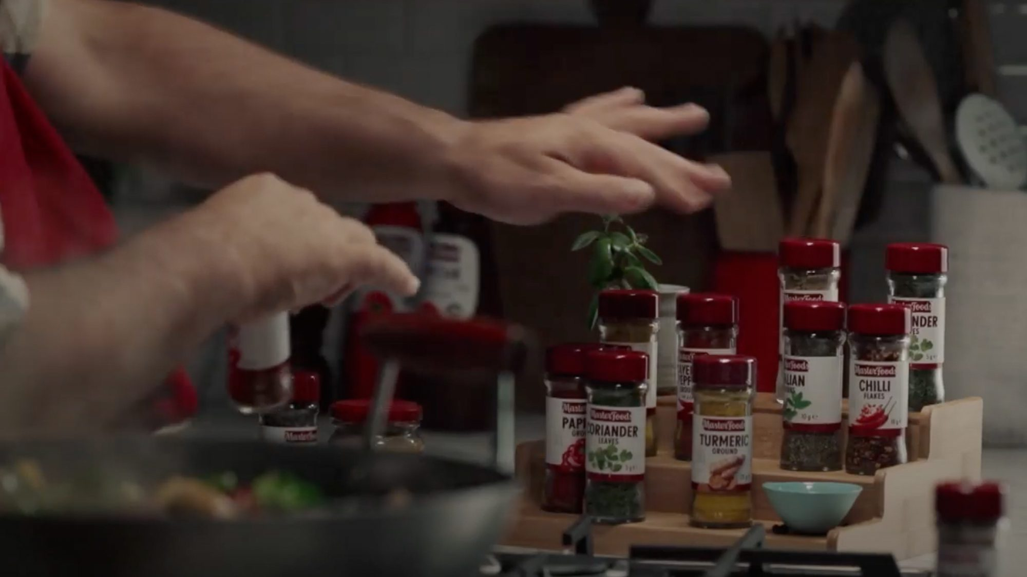 Jacque Malouf – MasterFoods Go Rogue With Flavour