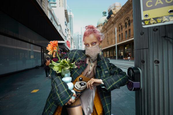 Karima Asaad – 'Finally Free' for Alice D Magazine
