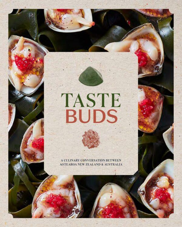 Taste Buds cookbook shot by Rob Palmer