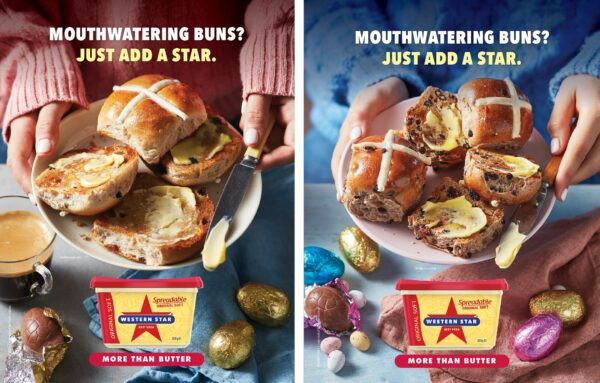 Rob Palmer & Jacque Malouf – Western Star Easter