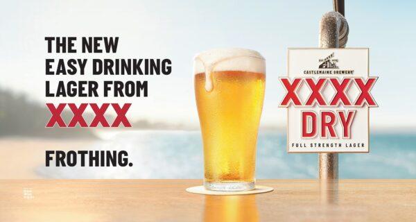 Stuart Miller goes dry with XXXX
